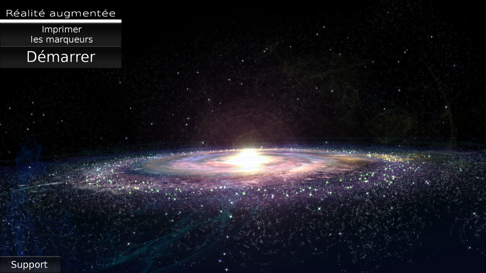 Mirage PlanetARium- screenshot