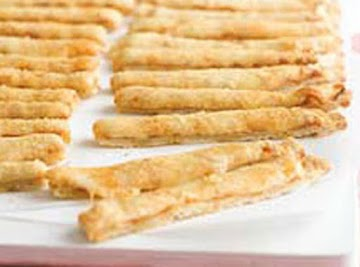 Pizza Pizza Breadsticks Recipe