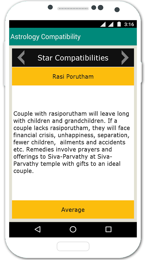 Marriage Match Compatibility- screenshot