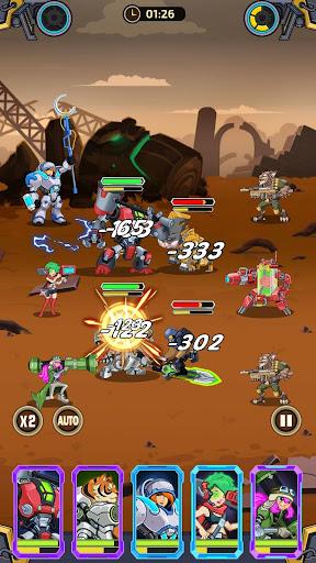 Idle Arena - Clicker Heroes Battle 5007 screenshots 14