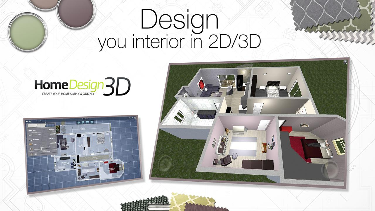 Beautiful 3d Home Design App Contemporary - Decorating Design ...