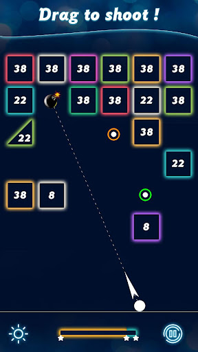 Balls vs Blocks : Bricks Breaker Throw apkpoly screenshots 3