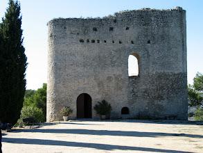 Photo: Tossa de Montbui: Castell