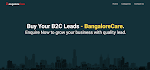 Buy Your Daily Bangalore Leads | B2C Lead generation company