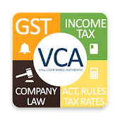 V CA GST E Way Bill & Rates, Income Tax, Act Rules