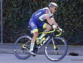 Brabantse Pijl eerste koers van Jan Bakelants sinds val in Ronde van Catalonië