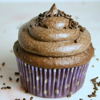 Chocolate Fluffy Frosting.