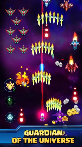 Galaxy Shot: Invader Attack apkmind screenshots 2