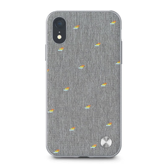 Moshi Skal Pebble Grey - XS Max