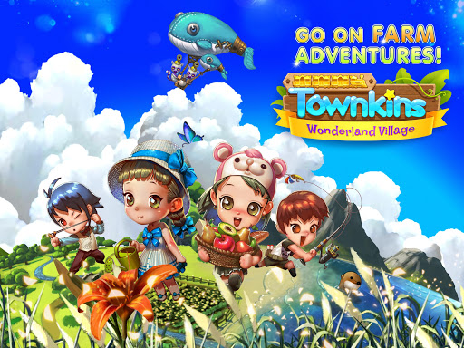 Townkins: Wonderland Village 0.4.46 screenshots 6