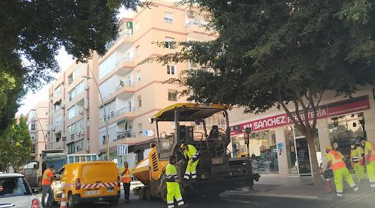 Atención, obras: cuidado si tienes que usar la Avenida del Mediterráneo