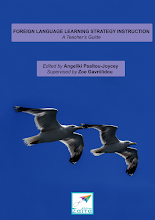 Photo: Foreign Language Learning Strategy Instruction: A Teacher's Guide, Edited by Angeliki Psaltou-Joycey, Supervised by Zoe Gavriilidou, Saita publications, May 2015, ISBN: 978-618-5147-41-9 Download it for free at: www.saitabooks.eu/2015/05/ebook.162.html