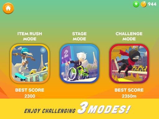 Smashing Rush : Parkour Action Run Game  captures d'u00e9cran 23