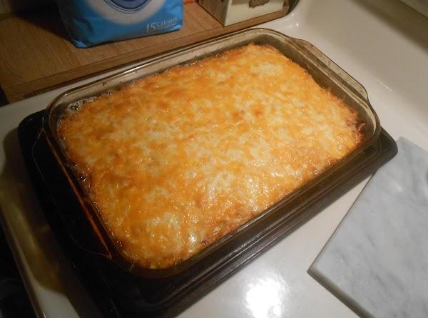 Emily's Ham & Cheese Bake Recipe