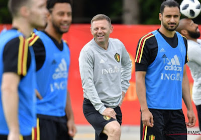 "Graeme Jones, le T2 anglais des Diables, avant d'affronter l'Angleterre ""Sans doute le match international le plus bizarre"""