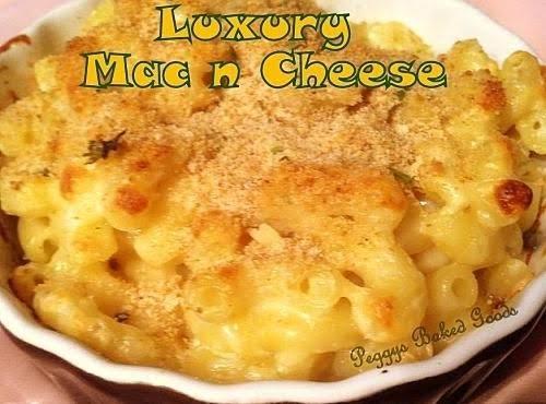 Luxury Mac N Cheese