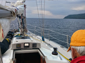 Photo: Headed our Gore Bay, OT