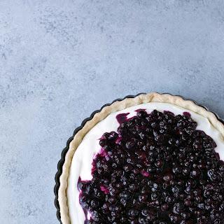 Blueberry Lemon Cream Tarts Recipes