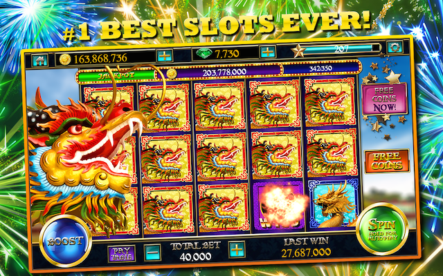 League of Dragons Slots - Play Free Casino Slot Games