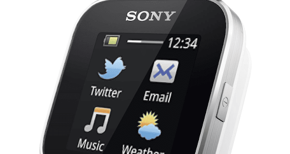 SW SW2 Mail on Sony Smartwatch - náhled