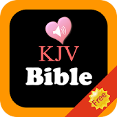 King James Version Red Letter KJV Audio Holy Bible Android APK Download Free By JaqerSoft