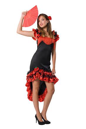 Flamencoklänning