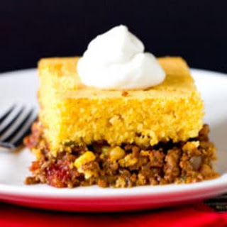 Cornbread Tamale Pie Recipes.