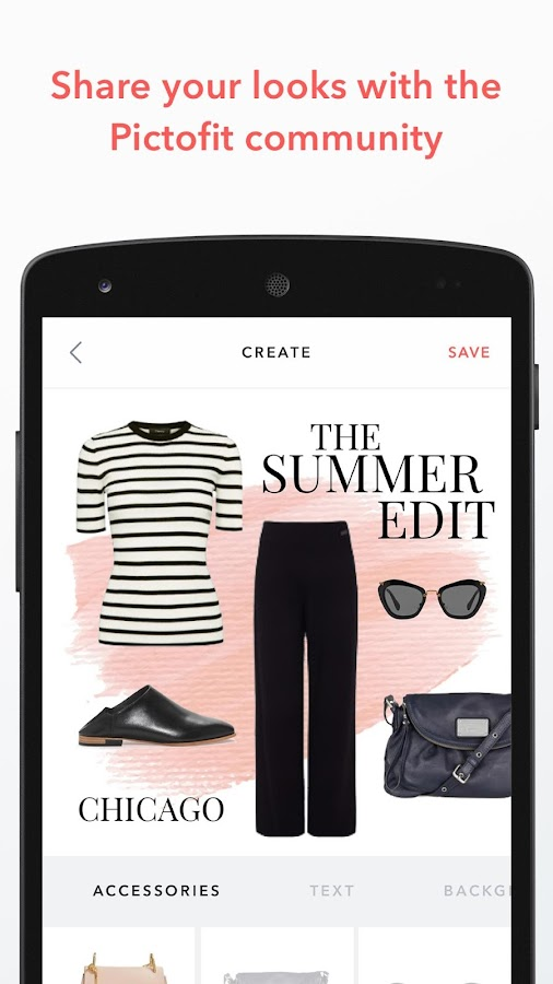 Pictofit - Fashion & Style- screenshot