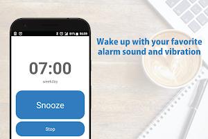 Simple alarm ~ Simple and Stylish Alarm