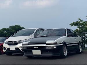 スプリンタートレノ AE86 GT-APEX 昭和62年3月生のカスタム事例画像 拓人さんの2019年08月23日11:33の投稿