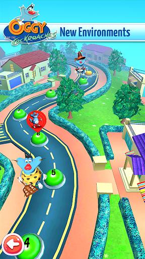 Oggy 3D Run 1.02 app download 2