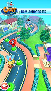 Oggy 3D Run Apk MOD (Unlimited Coins) 2