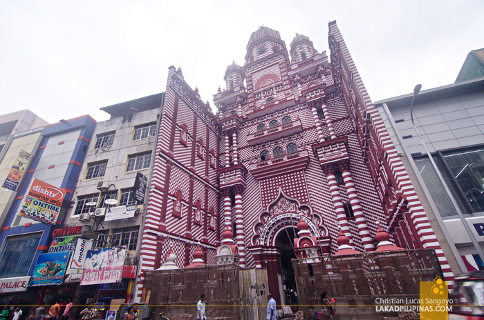 Red Mosque Colombo