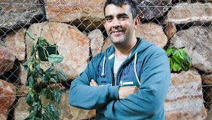 Antonio Soler Asenci, en Almería. En estos momentos trabaja en la EUIPO