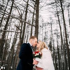 Wedding photographer Mariya Lukerchik (liker). Photo of 14.03.2017