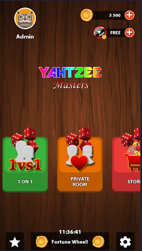 Yatzy Classic Game 2019 cheat screenshots 1