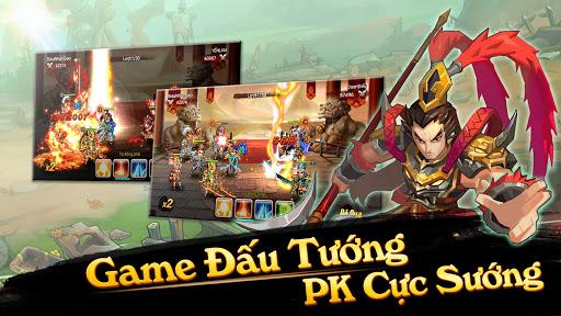 3Q Tiu1ebfu Ngu1ea1o: Danh Tu01b0u1edbng Tam Quoc  captures d'u00e9cran 1