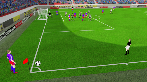 Ultimate Kick Soccer League Football Hero NFL 2019 Screenshots 9