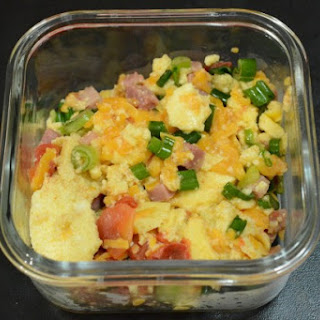Western Scrambled Eggs.