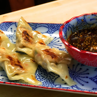 Steamed Pot Stickers