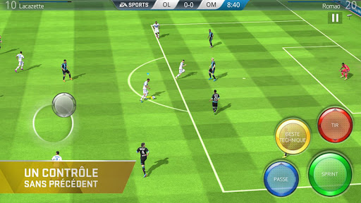 FIFA 16 Football  captures d'u00e9cran 2