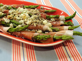 Wrapped Asparagus Recipe