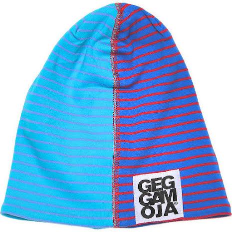 Geggamoja Mössa red/blue