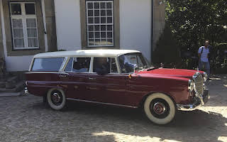 Mercedes Benz 190 Universal Rent Porto