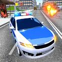 Police Driver Death Race icon