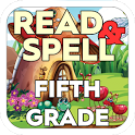 Read & Spell Game Fifth Grade icon