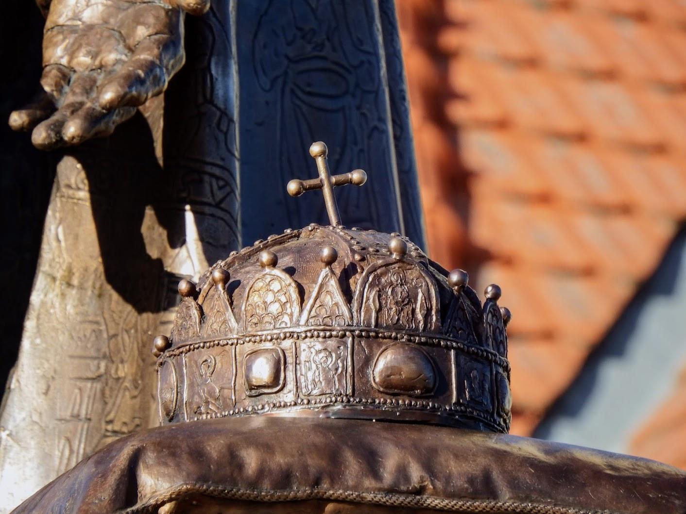 Répcelak - Szent István-szobor