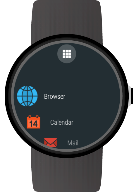 Launcher for Wear OS (Android Wear) screenshots