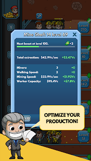 Idle Miner Tycoon screenshot 04
