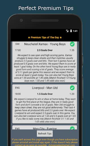 Download Mega Tips Bet Premium Apk